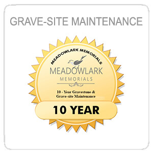 Meadowlark Memorials Memorial care and cleaning